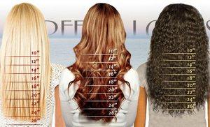 наращивание волос в калининграде: цена