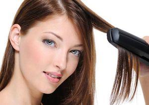 вреден ли утюжок для волос