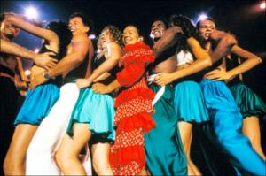 ламбада - танец страсти