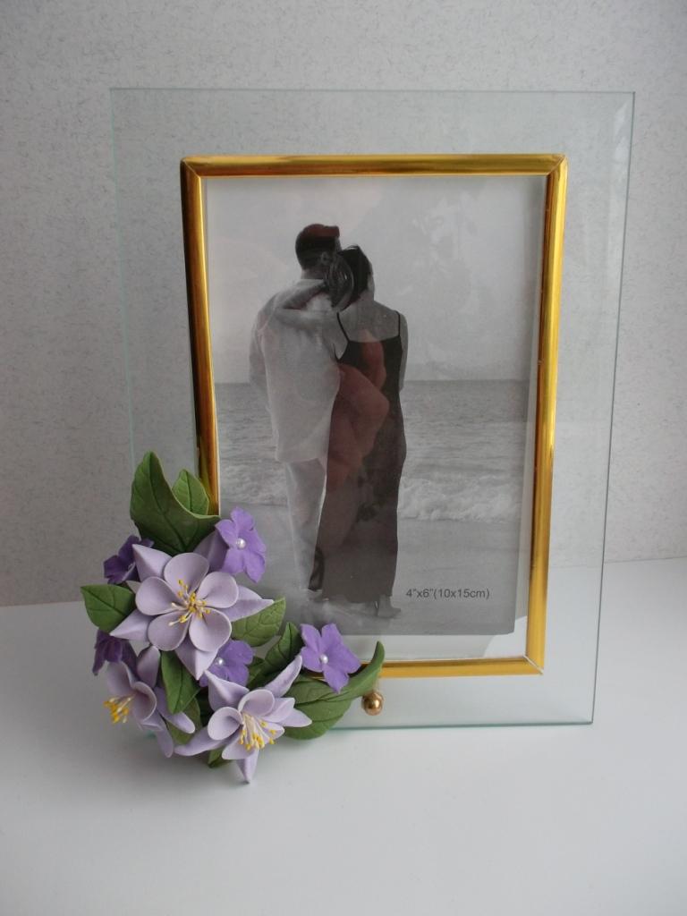 Вы просматриваете изображения у материала: Керамическая флористика, Лисовская Алена