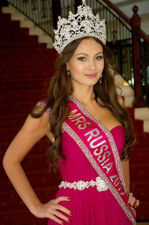 миссис россия 2012
